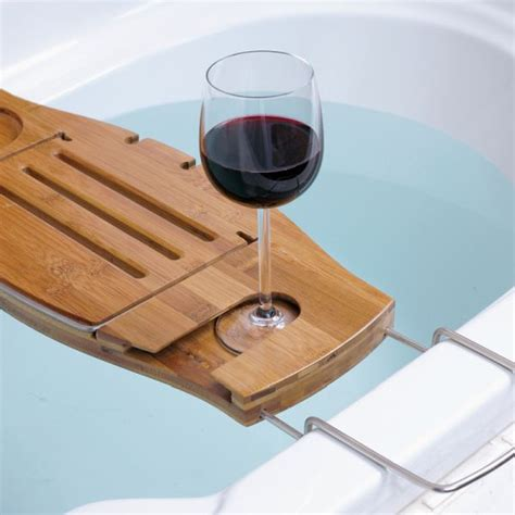 Bathtub Laptop Desk by 15 Marvelous Bathtub Tray Design Ideas To Enjoy Every Moment