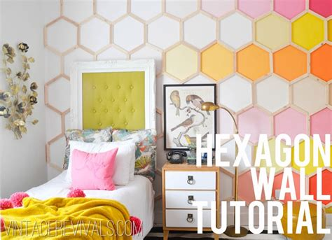 9 adorable and easy to make diy wall murals shelterness cool cheap but cool diy wall art ideas for your walls