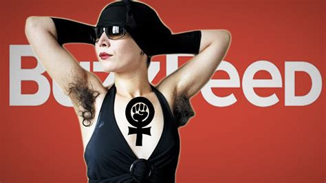 Eight Idiotic Ideas About From O by Buzzfeed Feminism Bronuts And Fedoras A Guided Tour