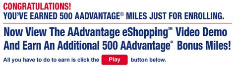 Shop And Earn Major With Aadvantage The Budget Fashionista by Earn 1 000 Aadvantage Join Aadvantage Eshopping