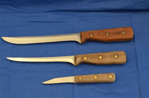 vintage chicago cutlery knives chicago cutlery paring knife shop collectibles daily