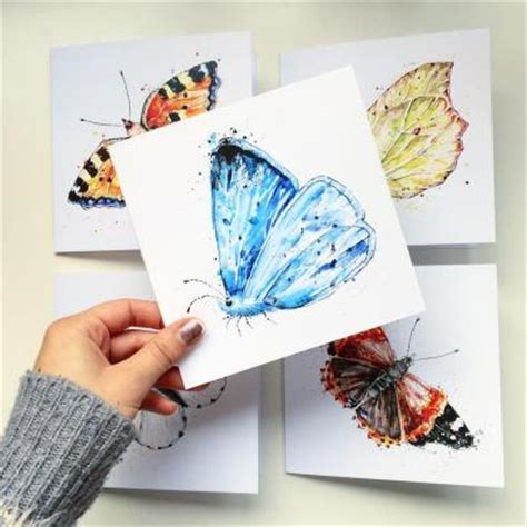 Butterfly Gift Card - new butterfly greetings cards launched triangle community garden