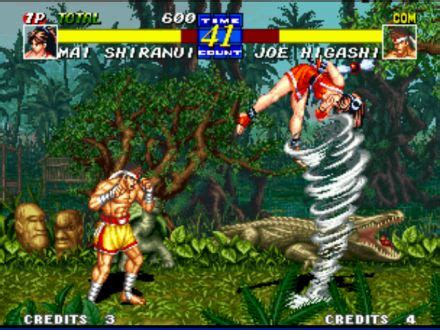 review: fatal fury: battle archives volume 1 for ps2