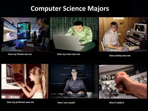 Computer Science Memes - what do computer science majors do random pinterest