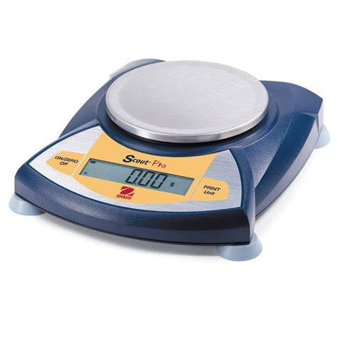 haus scout ohaus scout 174 pro portable electronic balance spe402 400