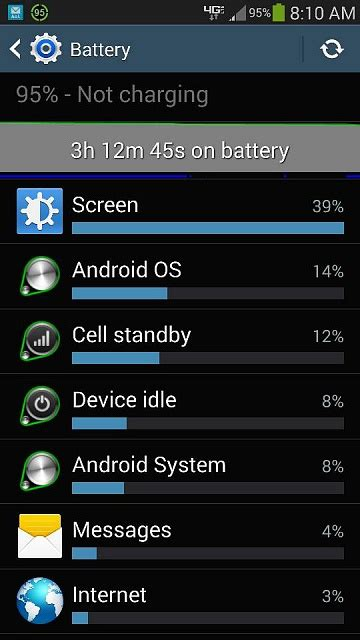 media server for android media server battery android forums at androidcentral