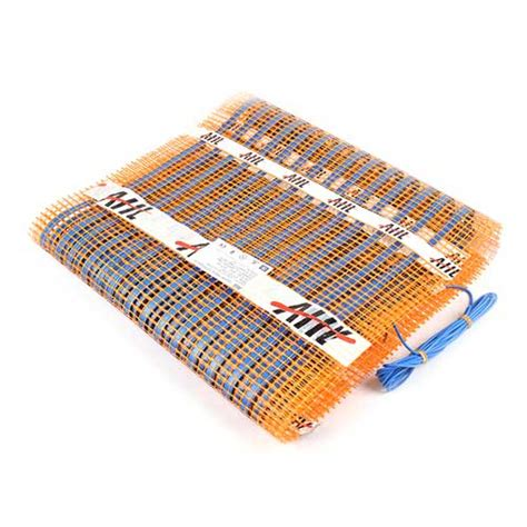 Electric Mats Underfloor Heating by Aht Heating Mat 1 0m X 2 0m Allbrite Heating And
