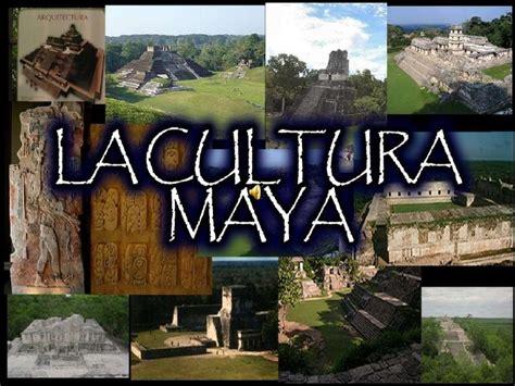 imagenes sobre mayas presentacion mayas