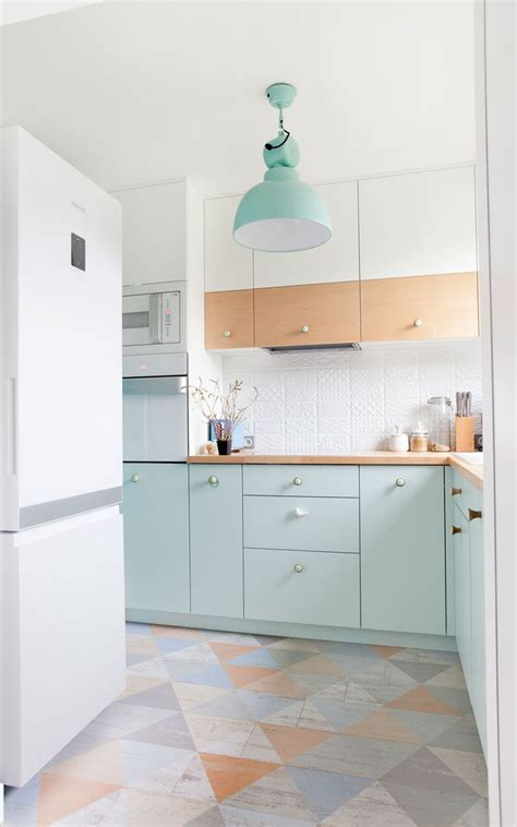 pastel kitchen 8 ideas for introducing pastels into your interior