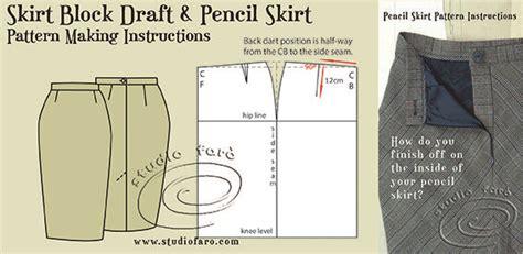 pattern drafting worksheet we have a skirt block draft pencil skirt pattern making