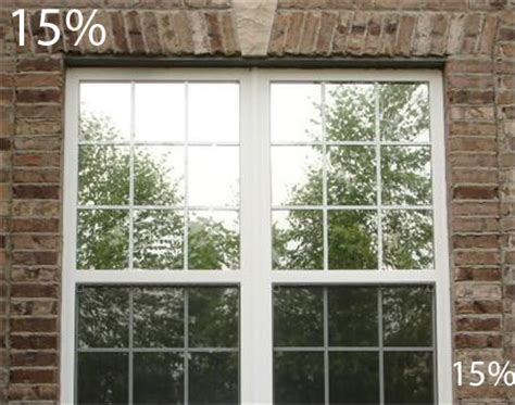 one way glass windows house one way mirror film with nighttime vision 15 window film and more