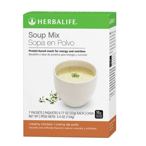 6 protein packed soups soup mix
