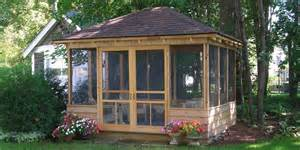 Diy Screened Gazebo Plans by Unique Screened In Gazebos Google Search A Bit Of This