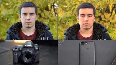 iphone   portrait mode  dslr youtube