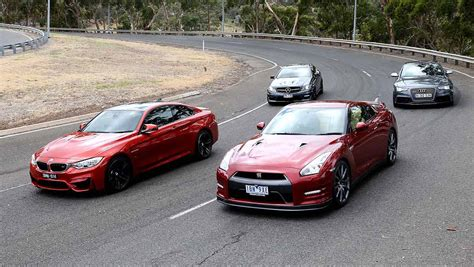 nissan gtr 10001000 hp crate motor 2014 bmw m4 vs c63 amg vs nissan gt r vs audi rs5 review