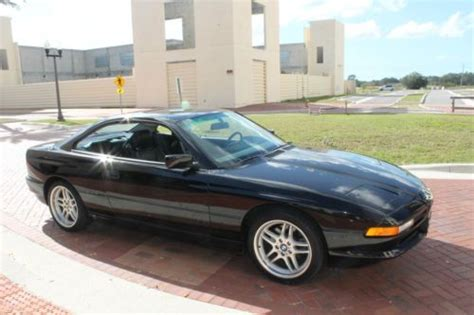 buy car manuals 1993 bmw 8 series free book repair manuals buy used 1993 bmw 850ci 5 0l v12 6 speed manual no reserve in ta florida united states