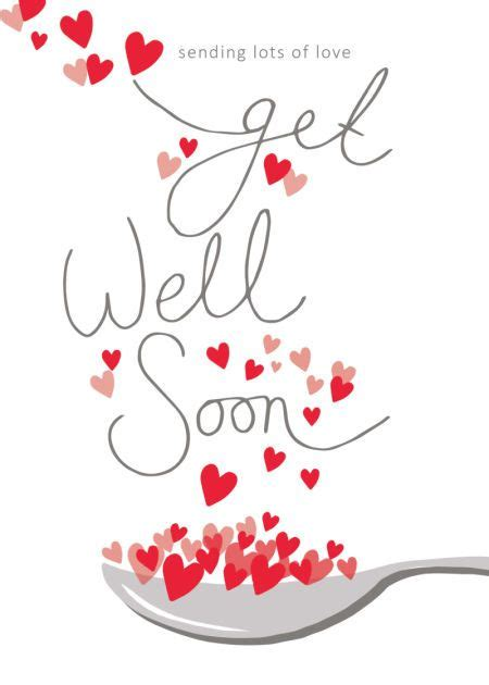 Feel Better Card Template by Get Well Soon Get Well Wishes Cards Feel