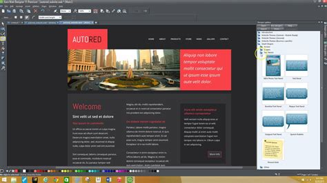 xara web design tutorial xara web designer premium x365 free download
