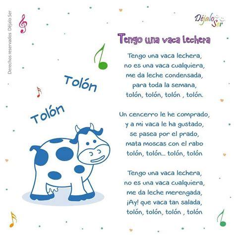 letras de canciones infantiles eduinf35 e infantil - Canciones Infantiles Letras Y Musica Cortas