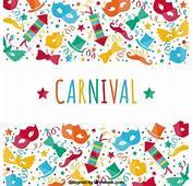Celebraci&243n De Carnaval Multicolor  Descargar Vectores Gratis