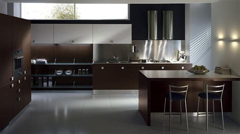 sleek modern kitchen sleek modern kitchen looks like a posh contemporary office