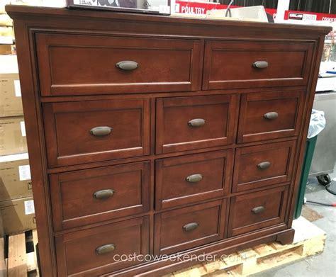 universal furniture broadmoore gentlemans chest  costco