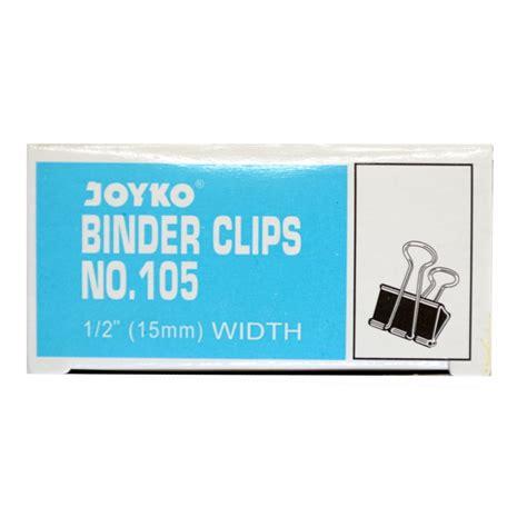 Pen Paper Joyko Key Ring Kr 9 binder clip 105