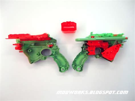 Nerf Proton by Mod Works Nerf Vortex Proton Internals Guide