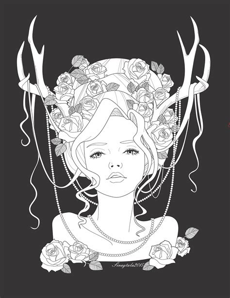 coloring book for sale philippines illusions coloring pages by sinagtala on behance