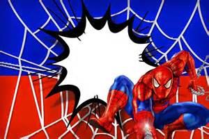 spiderman birthday invitations invitations online
