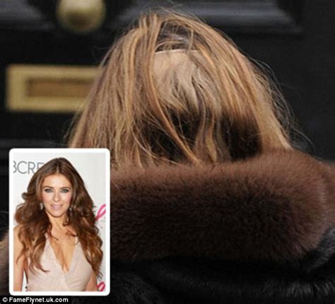 How celebrities' hair extensions can go humiliatingly