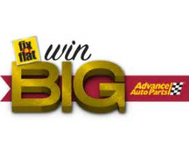 Advance Auto Parts Gift Card - win advance auto parts gift cards and fix a flat products free sweepstakes contests