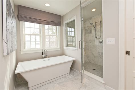 Modern Cottage Bathroom Ideas Modern Cottage Home In Edina