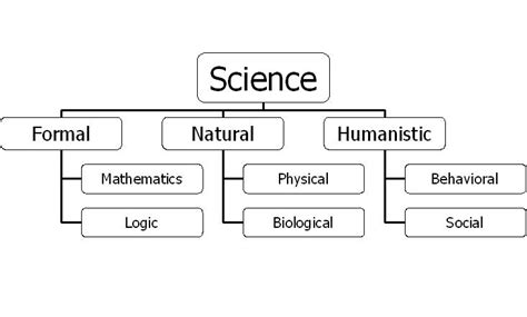 branches of science flowchart branches of science sushantskoltey s