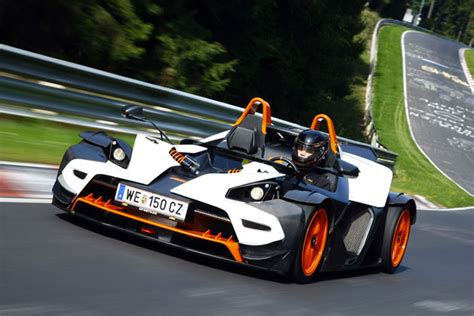 Ktm Track Car Ktm X Bow Will Start At 88 500 In The U S