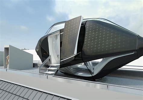 future home designs and concepts this capsule house concept is the future of mobile home