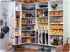 Ideas For Organizing Kitchen Pantry Mealtimes