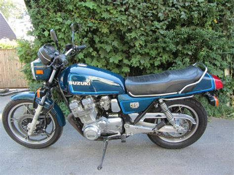 Suzuki Gs1100 For Sale Buy 1981 Suzuki Gs1100 E Gs 1100 16 Valve Dohc On 2040 Motos