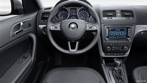 2014 Skoda Yeti   Interior   HD Wallpaper #55