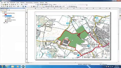 create layout in arcgis creating layouts in arcmap 10 youtube