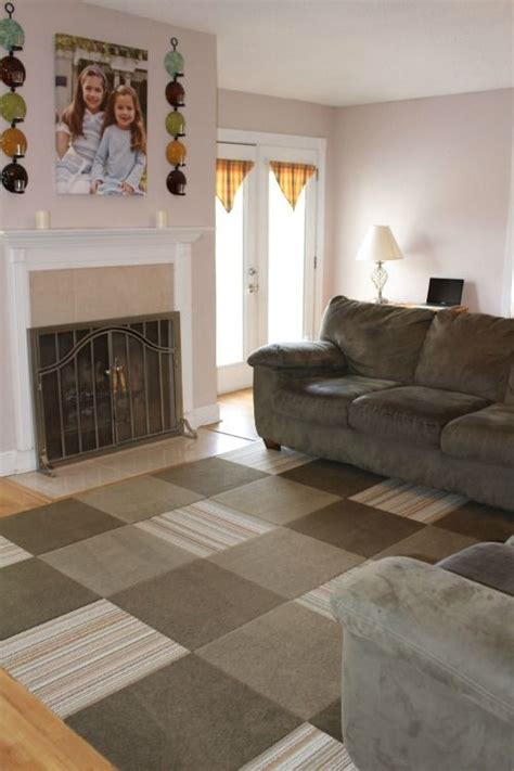 modern mix flor flor carpet tiles make changing the look of your room easy decorating ideas the