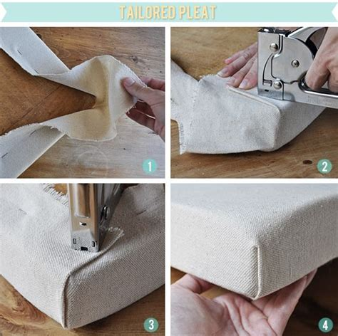 Diy Chair Upholstery by 25 Best Ideas About Diy Ottoman On Upholstery
