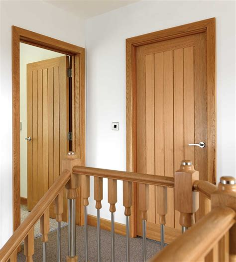 Yoxall Oak Internal Door Oak Interior Doors Uk