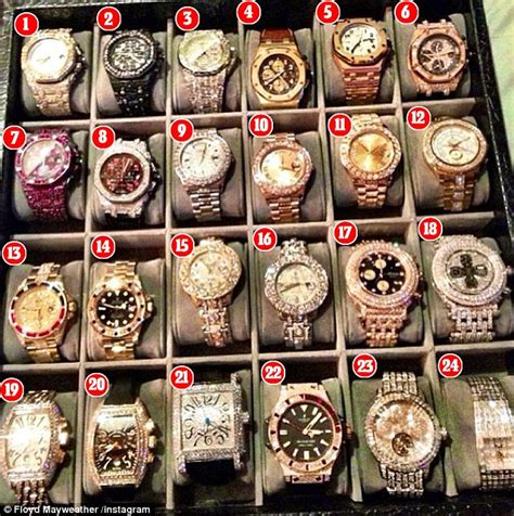 mayweather shoe collection floyd mayweather collection rolex and more page