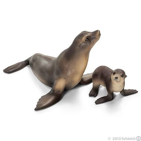 Schleich Seal schleich sea lions livin on the side toys and sea lions
