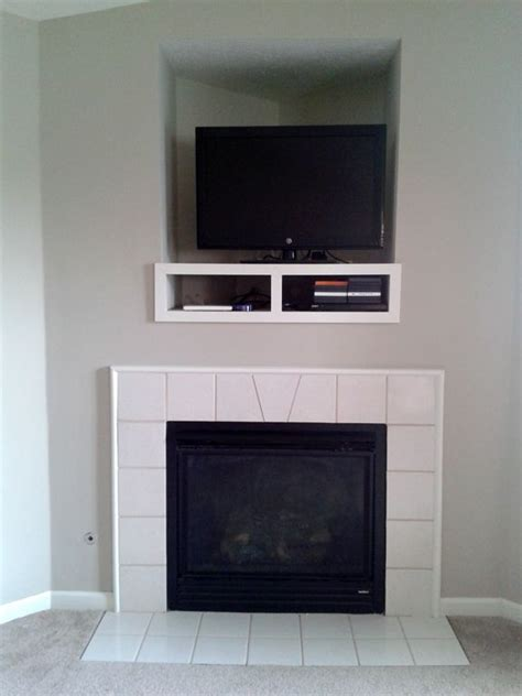 Electric Fireplace Surround by Electric Fireplace Surround Diy For The Home