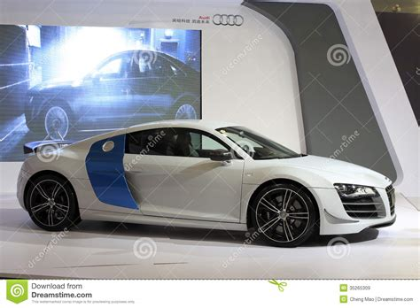 cartoon audi r8 white sport car audi r8 editorial photo cartoondealer