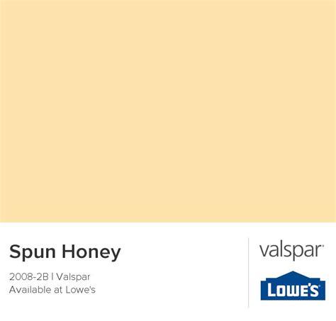 spun honey from valspar house
