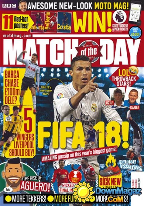 Magazine Presents News Of The Day by Match Of The Day 21 02 2017 187 Pdf Magazines