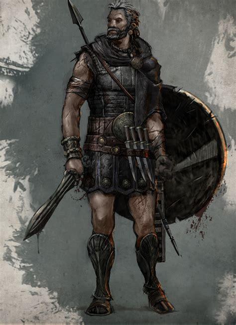 odysseus character comic vine
